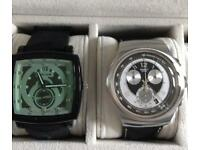 Watches Police & Big Swatch