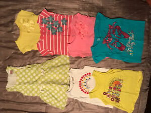 Like New! 30 Pieces Toddler Girl Summer Clothes Sz 3T