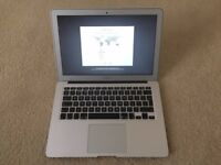 "MacBook Air 13"" (Early 2015) — Core i5 1.6ghz, 4GB memory, 128GB SSD"