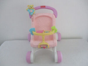 Poussette  Fisher Price  Musical