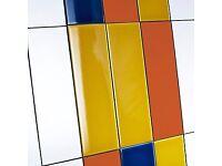Johnson Chroma Gloss Ceramic Wall Tiles - 300 x 100mm (1 box = 34 tiles - 1m sq.)