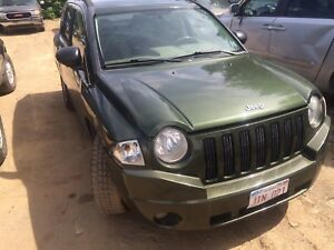Parting out 2008 Jeep Compass!!