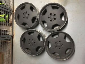 "17"" Alloy Rims (Set of 4) - Need gone! (Toronto)"