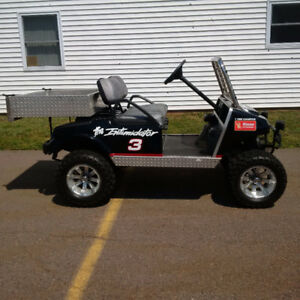 ONE  Club Car Golf Carts For Sale NOW at BELOW COST