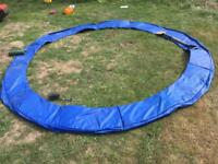10ft trampoline padded surround