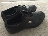 Black Water Proof Golf Shoes