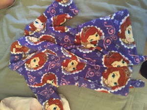 2t Sofia the first robe