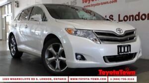 2014 Toyota Venza V6 XLE LEATHER NAVIGATION MOONROOF