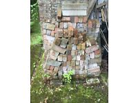 Vintage building bricks