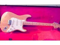 1974 fender Stratocaster USA OHSC superb condition