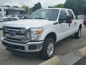 2016 Ford Super Duty F-250 XLT 4x4