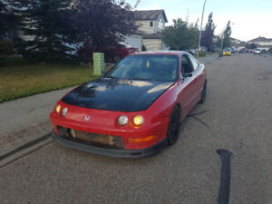 Fully Built 1996 Acura Integra GSR Turbo