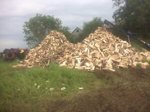 Seasond firewood