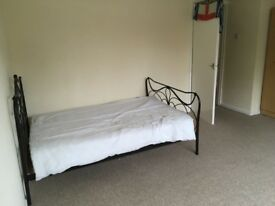 Big double room in a cozy house with a Friedly flat mates.