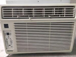 12000 BTU Danby air conditioner