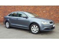 Volkswagen Jetta 1.6 TDI S BLUEMOTION TECHNOLOGY (grey) 2013