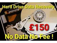 Hard Drive Data Recovery No Power Inaccessible Clicking Beeping Bad Sectors