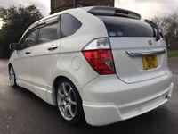 Stunning Pearl White 2006 Honda EDIX/ FRV 1.7 Vtec Automatic 60K *Mugen Body Kit*
