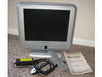 """15"""" FREEVIEW LCD TV"""