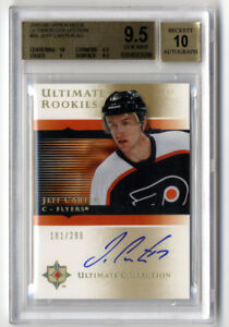 HOCKEY CARDS - BGS - CROSBY, CARTER SAKIC, GETZLAF +++++++++++++