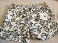 Primark size 6 shorts new with tags