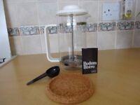 BODUM BISTRO CAFETIERE - 8 CUP - NEW & UNUSED