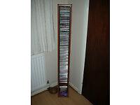 CD racks/stands x 2