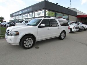 2011 Ford Expedition MAX LIMITED AWD One Owner