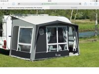 "Isabella ""Forty"" caravan awning"