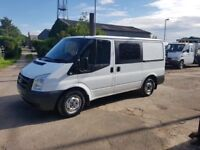 FORD TRANSIT FORD TRANSIT 2.2TDCi Duratorq (115PS) 300S (Low Roof) Panel Van 2009 EX POLICE DIRECT