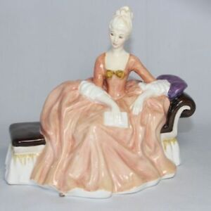 Royal Doulton Figurine Reverie in Mint Condition