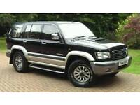ISUZU TROOPER 3.0 7 SEATER DIESEL LEATHER SIMILAR TOYOTA LAND CRUISER LAND ROVER DISCOVERY