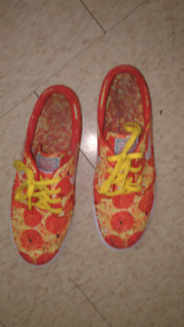 Nike Safari janoski pizza shoes