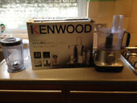 Classic Kenwood FPM250 Multipro Compact Food Processor 2.1l Excellent condition £50