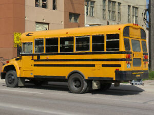 2011 Bluebird  - 36 passenger School Bus