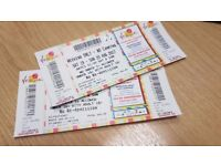 2 x V Festival Weekend Tickets for Sale - Sat & Sun, no camping