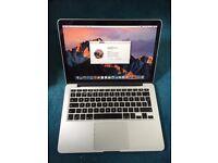 Apple Macbook Pro (Retina, 13 inch, Mid 2014, 128SSD, 8GB)