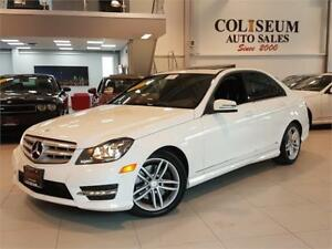 2013 Mercedes-Benz C-Class C 300 4MATIC-NAVIGATION-LOADED-ONLY 7