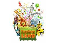 FAB CARAVAN @ FLAMINGOLAND * CAN YOU GO NEXT WEEK - GRAB A DEAL!!!! contact Janet 07968 867505