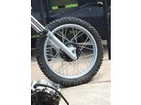 Pw 80 py90 wheels will fit other bikes