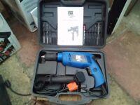 PBX hammer drill