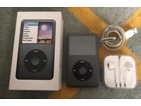 Apple iPod Classic 7th Generation, Space Grey 160GB!!