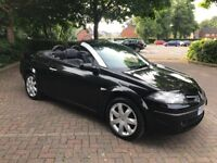 Renault Megane 2.0 dCi Dynamique S CONVERTIBLE 2008 in Black