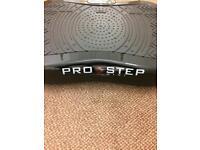 Pro Step Mini Vibrating Board *NEW* £100 ONO