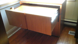 Filing Cabinets, Credenzas and Other Storage Cabinets