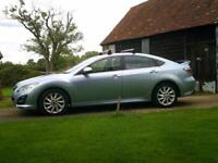 2011 Mazda 6 2.2D ( 163ps ) TS2