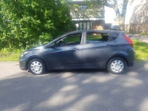 2013 Hyundai Accent GL AUTO LOADED NEW TIRES  & CERTIFIED $6975