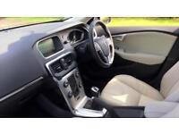 2017 Volvo V40 D2 (120) Inscription with Wint Manual Diesel Hatchback