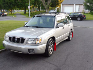 2001 Subaru Forester Limited Full Équip