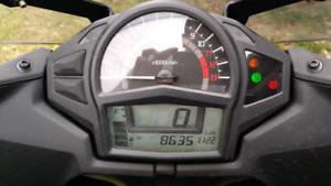 2014 Ninja 650R ABS